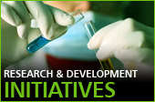 Our R&D Initiatives